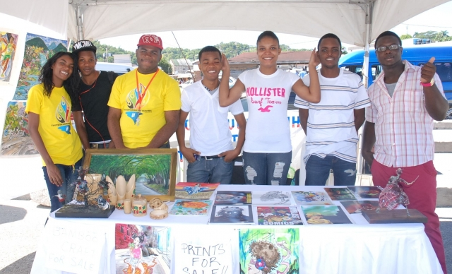 Hanover Art Fair Skills Expo Youth Information Centre YIC Jamaica