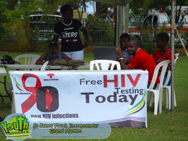 Youth Grand Market 2014 Montego Bay Youth Month