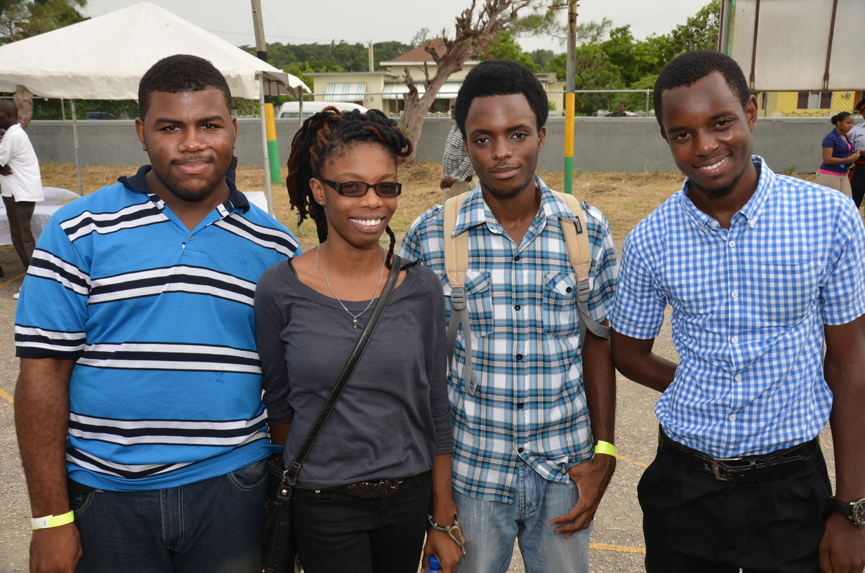 Hanover Youth Information Centre Lucea Ministry of Youth and Culture Art Fair Skills Expo
