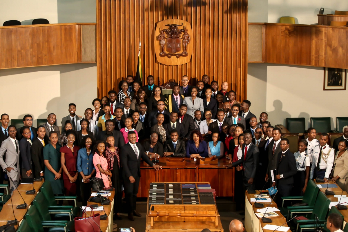 National Youth Parliament Jamaica Ministry of Education Youth and Information
