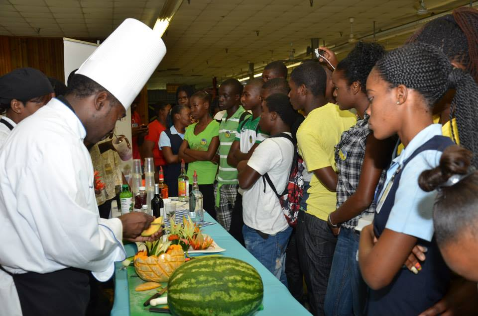 Hanover Youth Empowerment Expo Lucea Jockey Factory