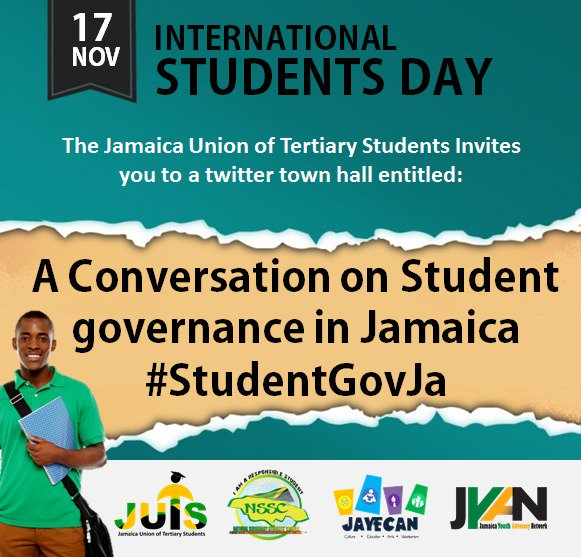 International Students DAy Jamaica Union of Tertiary Students