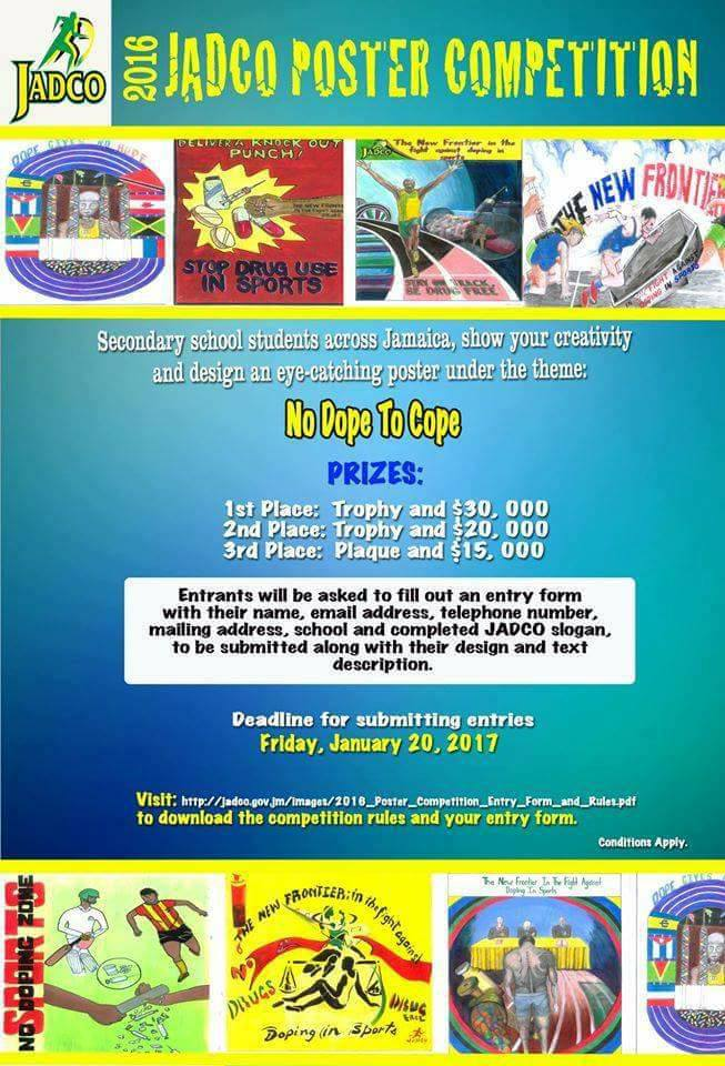 JADCO Poster Competition 2017