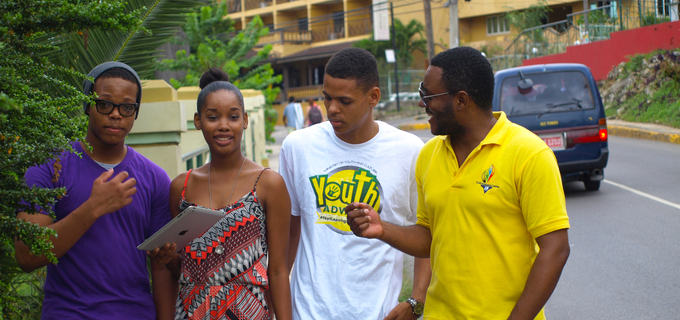 St. James Youth Information Centre YIC Montego Bay Jamaica
